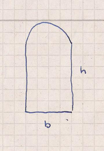 formel halbkreis umfang
