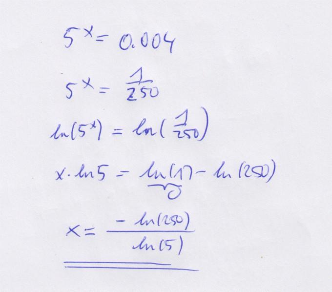 Wunderbar Lösung Exponentielle Und Logarithmische Gleichungen ...