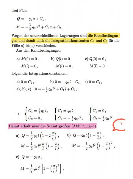 Gleichungen Erklären