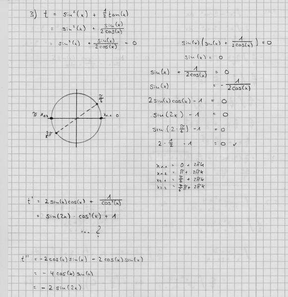 integral integral von 2x 3 9 4x 2 und eine kurvendiskussion mit trigonometrischer. Black Bedroom Furniture Sets. Home Design Ideas