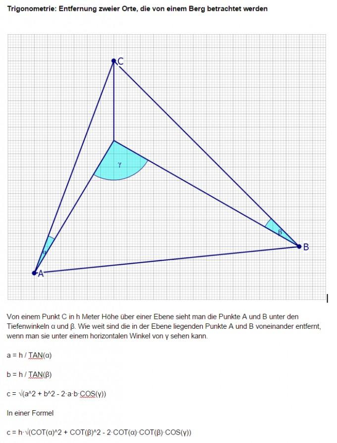 Ausgezeichnet Trigonometrie Antworten Für Probleme Fotos ...