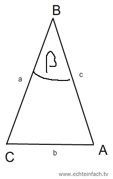 zeichne ein gleichschenkliges dreieck mathelounge. Black Bedroom Furniture Sets. Home Design Ideas