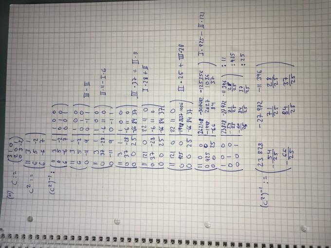 Matrix Online Berechnen