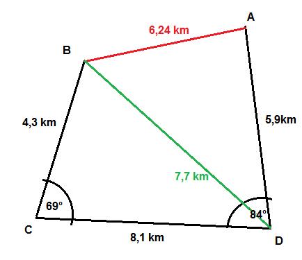 Strecke Berechnen Km : ma stab berechnen einer strecke vierte seite eines ~ Themetempest.com Abrechnung