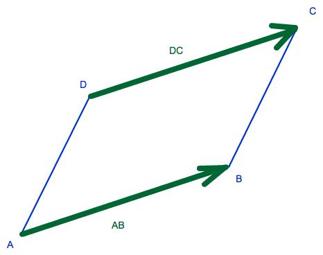 Ich soll zeigen, dass ABCD ein Parallelogramm ist. | Mathelounge