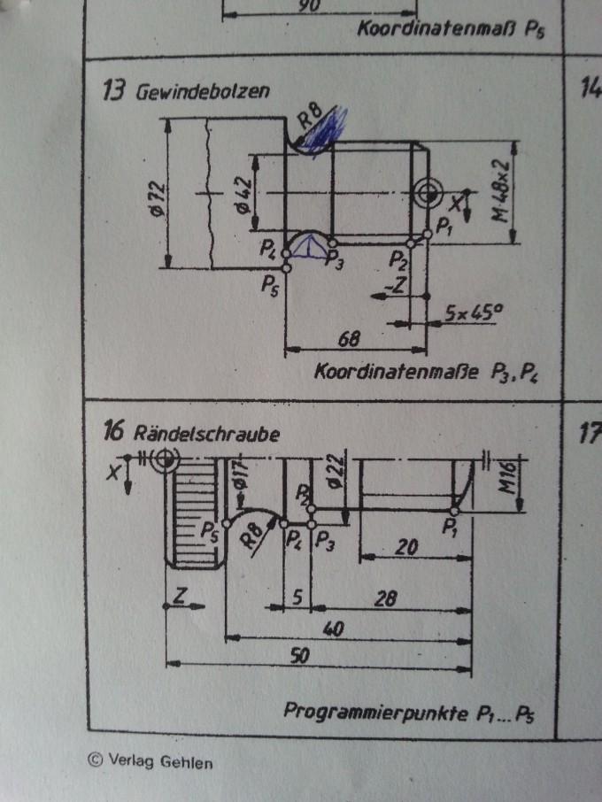 koordinaten am drehteil berechnen mathelounge. Black Bedroom Furniture Sets. Home Design Ideas