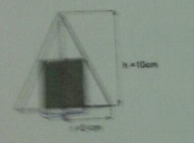extremwertaufgabe gleichschenkliges dreieck mit. Black Bedroom Furniture Sets. Home Design Ideas