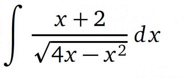 Unbestimmtes Integral Berechnen : br che unbestimmtes integral x 2 4x x 2 dx berechnen mathelounge ~ Themetempest.com Abrechnung