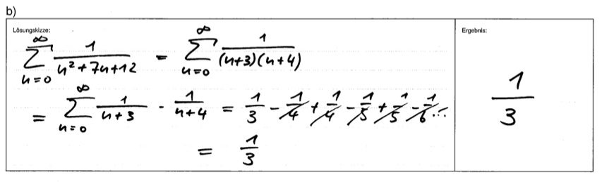 grenzwert grenzwert berechnen frage zum rechnen mit summenzeichen mathelounge. Black Bedroom Furniture Sets. Home Design Ideas