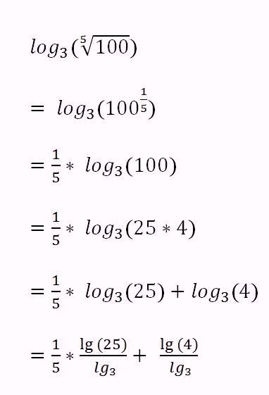 logarithmus ohne taschenrechner berechnen mathelounge. Black Bedroom Furniture Sets. Home Design Ideas
