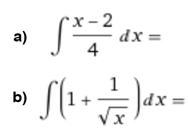 Integral Von Fx X 24 Und Fx 11x Mathelounge