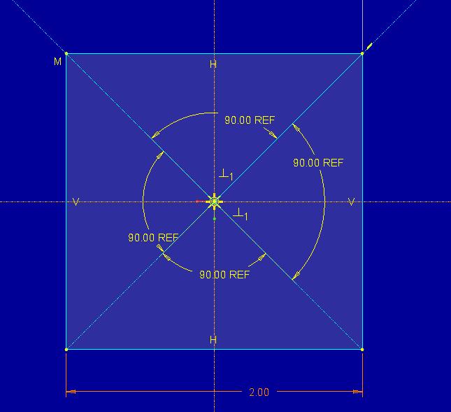 2 kr fte greifen an den oberen ecken eines vierecks an. Black Bedroom Furniture Sets. Home Design Ideas