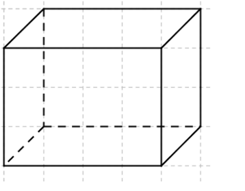 k rper quader auf der draufsicht 3 8cm rechte seite 7. Black Bedroom Furniture Sets. Home Design Ideas