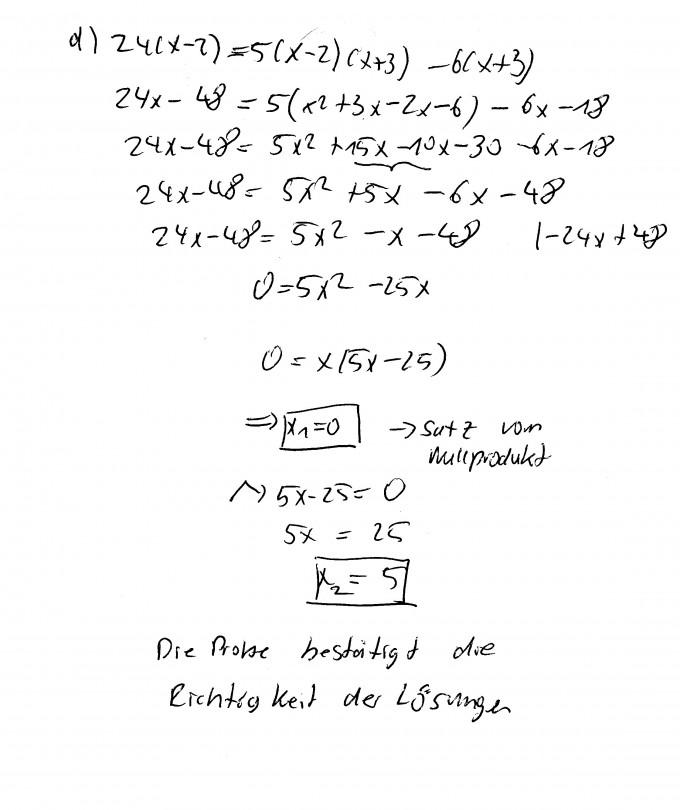 Beste Lösung Zwei Schritt Gleichungen Arbeitsblatt 7Klasse ...