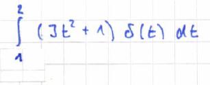 Ausblendeigenschaft des Dirac-Impulses | Mathelounge