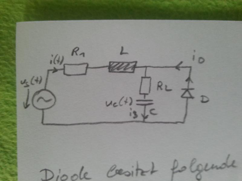 Elektrische Schaltung: Maschenregel und Knotenregel | Mathelounge