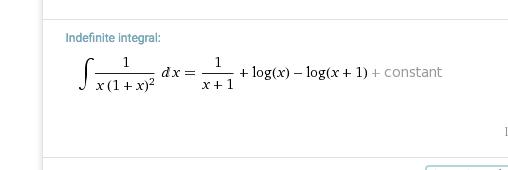 Uneigentliche Integrale Von 1xx12 Und 11x2 Mathelounge