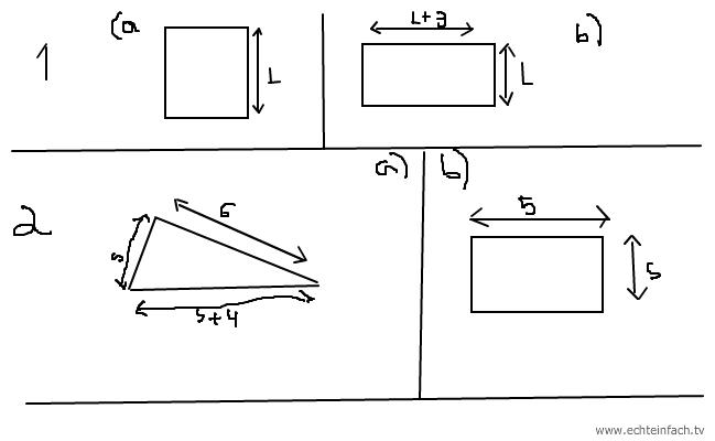 umfang berechnen als term und oder gleichung darstellen. Black Bedroom Furniture Sets. Home Design Ideas