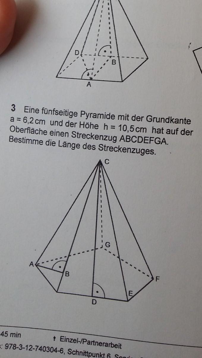 radius pyramide