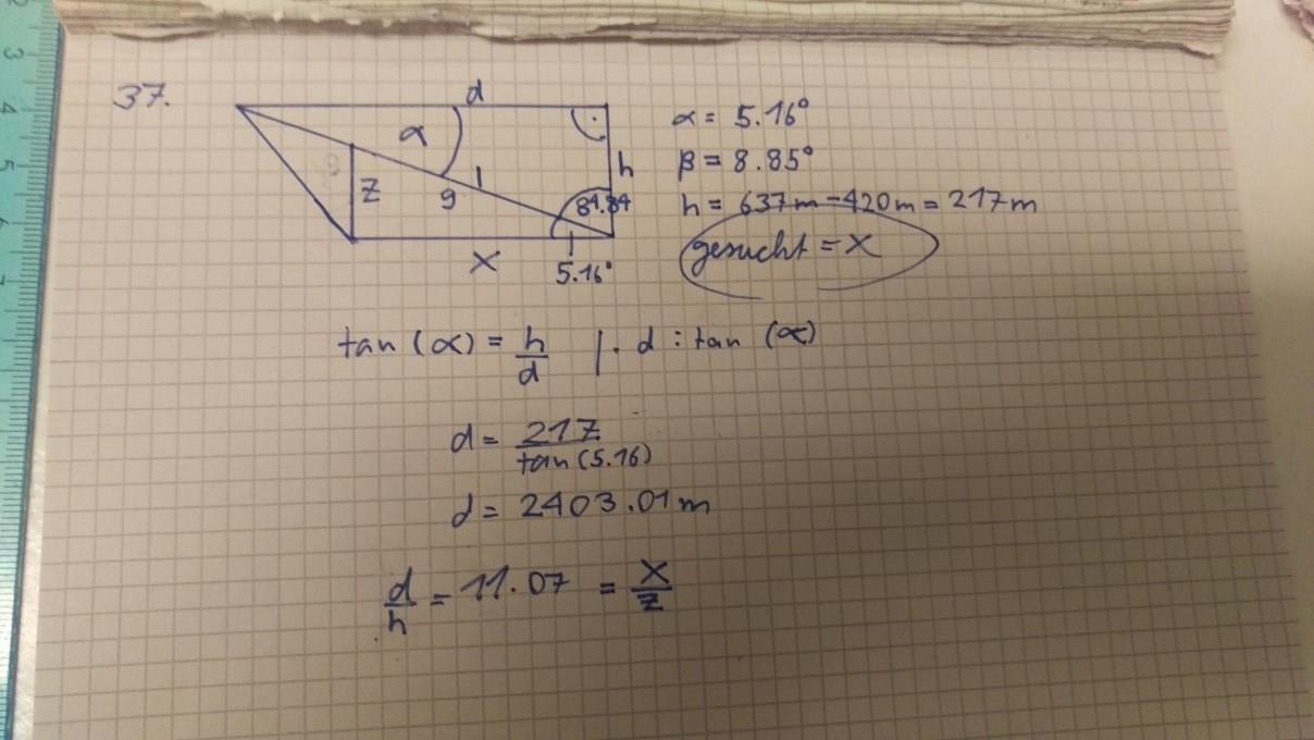 trigonometrie x berechnen mit sin cos tan mathelounge. Black Bedroom Furniture Sets. Home Design Ideas
