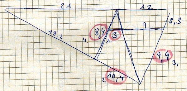 fl chenberechnung parallelogramm dreieck mathelounge. Black Bedroom Furniture Sets. Home Design Ideas