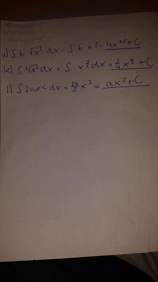 berechnung der unbestimmten integrale n x 2n 1 dx und. Black Bedroom Furniture Sets. Home Design Ideas