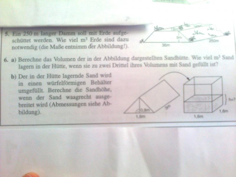 prisma wieviele m 3 erde braucht man f r den 250m langen. Black Bedroom Furniture Sets. Home Design Ideas