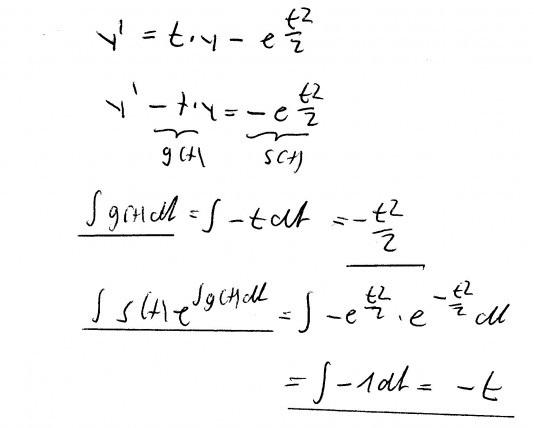 Anfangswertproblem Trennung Der Variablen Frage Zu Einer Rechnung Mathelounge