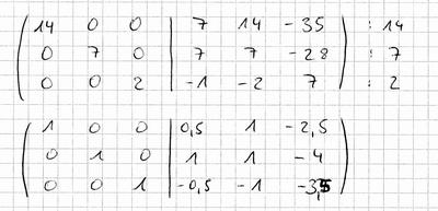 matrix inverse berechnen berechnen sie die inverse matrix. Black Bedroom Furniture Sets. Home Design Ideas