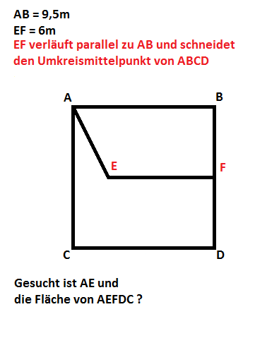 geometrie fl chenberechnung eines vielecks mathelounge. Black Bedroom Furniture Sets. Home Design Ideas